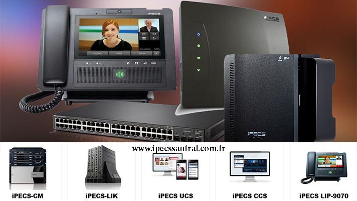 Ericsson Lg IPECS Santral Servisi 0212 674 68 72